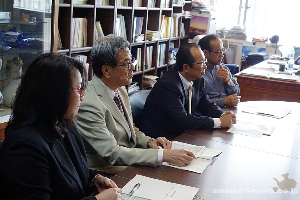 2016_3-15_awamori-manufacturing-industry-promotion-measures-proposal-book_submitted-to-the-okinawa-prefecture-chamber-of-Labor-director_kiku01