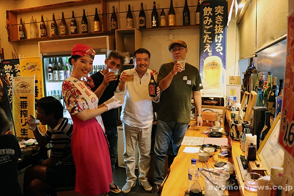 2017_09-02_aim-for-10000-people_awamori-cheers-icharibachode-festival11