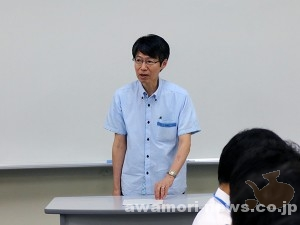 2017_09-27_45th_examination-start_awamori-appreciating-and-evaluating-meeting04