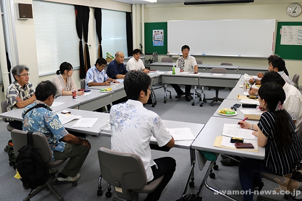 2017_10-09_awamori-succession-competition_2nd-review-committee01