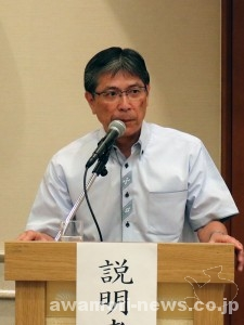 2018_05-29_the-6th-okinawa-prefecture-sake-brewery-association-general-meeting_mr-sakumoto-manabu-assumes-the-new-president03