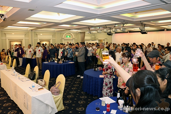 2018_06-13_46th_okinawa-prefecture-social-occasion-food-and-drink-business-life-sanitation-cooperative_ordinary-general-meeting-held01