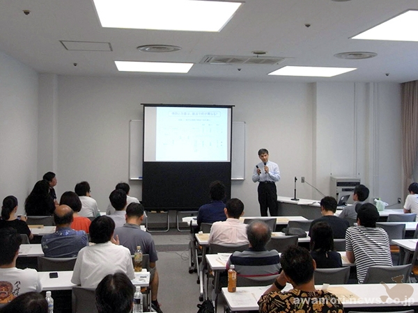 2018_06-24_awamori-science-seminar-held01