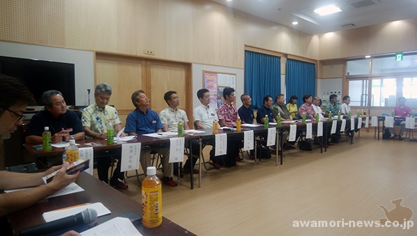 2018_08-13_exchange-of-opinions_okinawa-prefecture-social-occupation-food-and-drink-business-life-sanitation-association-union01