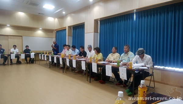 2018_08-13_exchange-of-opinions_okinawa-prefecture-social-occupation-food-and-drink-business-life-sanitation-association-union02